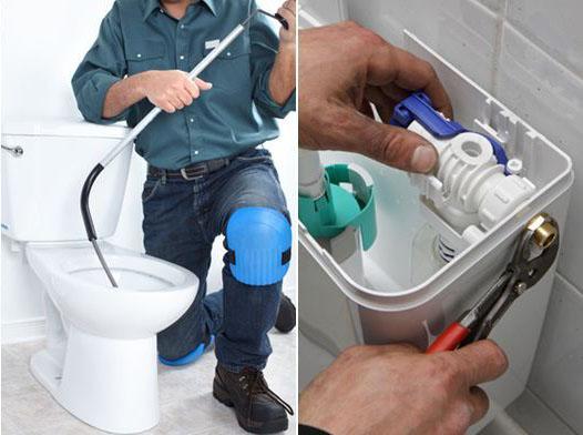 , Faites ces trois choses avant d'appeler un plombier 24 heures sur 24, Debouchage Service - Canalisation WC Evier Douche Egout